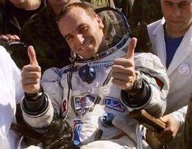 Mark Shuttleworth w kosmosie