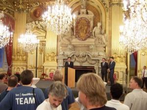 OOoCon 2006 (Lion, Francja)