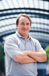 Linus Torvalds bohaterem Time'a