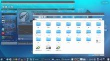 Debian_9 + KDE_5 z Ikonami H2O :)