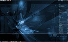 Debian7.7 Xfce4.8 conky