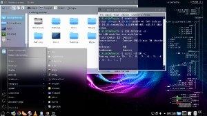Debian_10 + KDE5