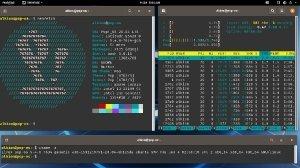 system76 POPOS 20.04 Gnome 3.36 v000