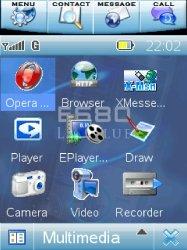 Linux w Telefonie Motorola A780